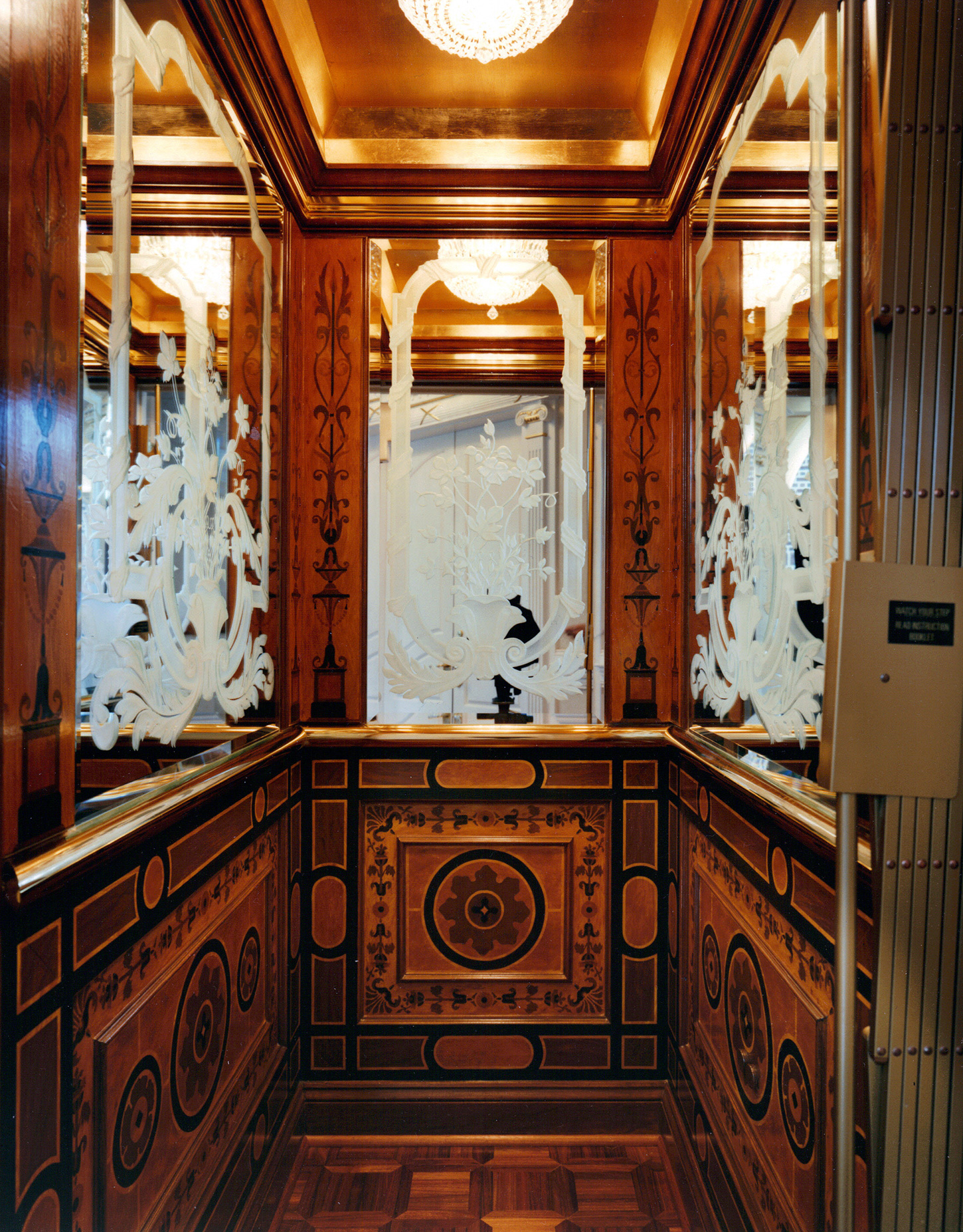 Traditional Elevator